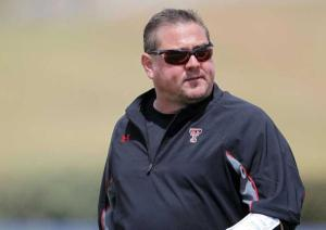Texas Tech DC Matt Wallerstedt's departure was the center of attention in Lubbock last week. (NGNG Sports)