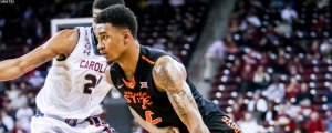 Oklahoma State suffered their first loss of the season in blowout fashion at South Carolina on Saturday. (Oklahoma State Athletics)