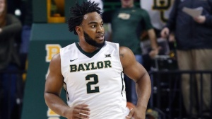 Rico Gathers has helped Baylor stay alive in the Big 12 with a 6-6 record.  The Bears have an interesting schedule, with two games against Texas Tech and a trip to Austin among their six remaining games. (Rant Sports)